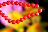 Ожерелье с кораллами